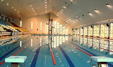 19 Mayıs Üniversitesi Kapalı Yüzme Havuzu