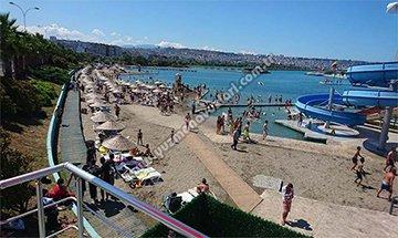 Mert Plajı ve Aquapark
